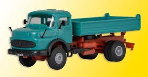Kibri 14030 Scala H0, MB Camioncino da Carico Con Kipp-Pritsche # Nuovo IN Ovp #