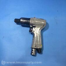 Ingersoll Rand 100P Q1 Pistol Impact Tool, 90PSI USIP