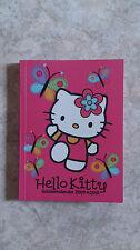 Hello Kitty Schülerkalender 2009 2010 Sammler - GEBRAUCHT