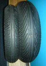 Avon Pair 120/70X17-160/60x17, Rain Racer Wet Tyres New