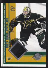 01-02 McDonalds Ed Belfour /230 Game PATCH Dallas Stars 2001