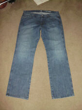 SEVEN FOR ALL MANKIND Men's 38 x 34 A-POCKET BOOT Bootcut Jeans Dahan 7FAM
