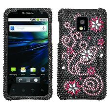 Delight Crystal Bling Case Phone Cover LG T-Mobile G2X