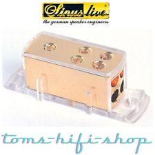 SinusLive VB1-4 Strom-Verteiler Kabel-Verteilerblock 25mm² auf 4x 10mm² Auto PKW