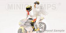 Figurine V.Rossi & Angel  GP 250 Rio 1999 312990096  1/12 Minichamps