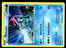 PROMO POKEMON CARD KIT SUICUNE 2016 PIKACHU N° 30/30 SUICUNE HOLO 100 HP