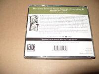 Gulland The Many Lives & Secret Sorrows Of Josephine B  3 cd are Audio Ex+ (F2)