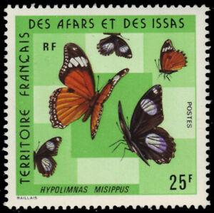 "AFARS et ISSAS 392 - Danid Eggfly Butterfly ""Hypolimnas misippus"" (pb33926)"