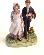 """A Norman Rockwell Museum 1982 """"Vacation"""" Porcelain Figurine"""