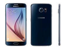 Samsung Galaxy S6 SM-G920W8  32GB - Black Grade C Screen peeling Unlocked