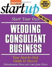 Start Your Own Wedding Consultant Business (Entrep