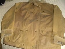 Barbour Double Breasted Utility Jacket L1131 Autumn UK 14