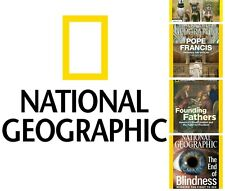 Nat Geo Wild National Geographic Magazine Monthly & Limited & Special Editions