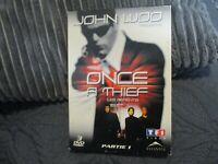 """COFFRET 3 DVD """"ONCE A THIEF (LES REPENTIS) - PARTIE 1"""" serie"""