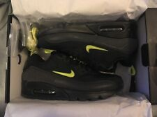 Authentic Nike Air Max 90 Basement BSMNT Manchester Trainers CU5967-001 UK 6 US7