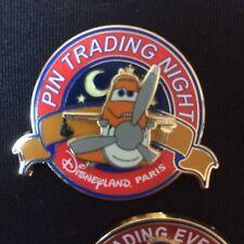 pin trading night Disney Disneyland Paris PTN Planes Dusty 2014  101321