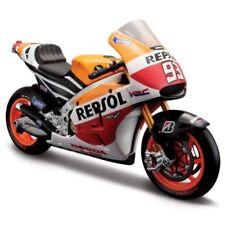 Motocicletas y quads de automodelismo y aeromodelismo hondos color principal naranja
