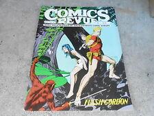 1986 #20 COMICS REVUE comic strip magazine (UNREAD - NO LABEL ) FLASH GORDON