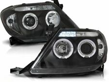 HEADLIGHTS LPTO08 TOYOTA HILUX 2005 2006 2007 2008 2009 2010 2011 RINGS