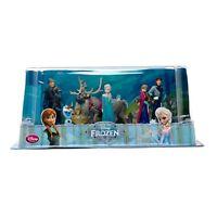 NUEVO EN CAJA Disney Store 6 Pieza Frozen Figura PARQUE INFANTIL