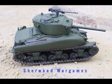 28mm USA Sherman 76mm In Resin By Blitzkrieg WWII Bolt Action,