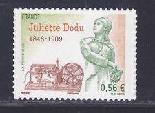 "FRANCE AUTOADHESIF N°  371 ** MNH neuf sans charnière, ""Juliette Dodui"", TB"