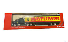 Herpa Mayflower Moving Tractor Trailer HO Scale 1:87 New In Box  Promotex