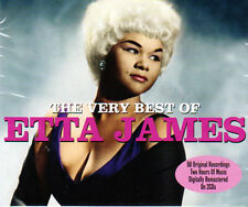 ETTA JAMES - THE VERY BEST OF (NEW SEALED 2CD)