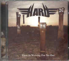 HARD - TIME IS WAITING FOR NO ONE  (for fans of Krokus, MSG, UFO)