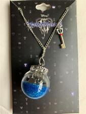 Disney Kingdom Hearts Dome Shaker Key Necklace