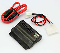 Converter Adapter SATA / IDE - IDE / SATA on Motherboard I
