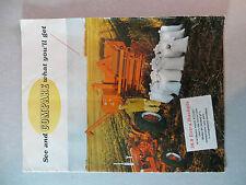 Allis Chalmers Sales and Service Compare Brochure