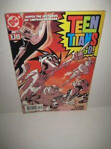 Teen Titans Go 3 DC Comics 2008