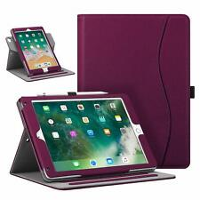 For Apple iPad 2 / iPad 3 / iPad 4th Gen Case 360 Degree Rotating Stand Cover