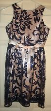 RARE/EDITIONS~girl's~XMAS/FANCY/LACE/SEQUIN/DRESS! (14) BRAND/NEW!  @@ GORGEOUS!