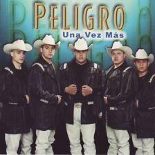 Peligro - Una vez mas - CD -