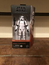 Star Wars Black Series 6 Inch The Mandaloria Imperial Stormtrooper