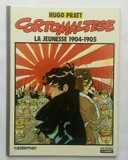 BD - Corto Maltese 1 La jeunesse 1904-1905 / EO 1983 / HUGO PRATT / CASTERMAN