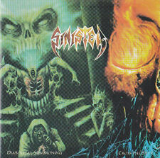 SINISTER - Diabolical summoning / Cross the styx CD (Kill Again, 2015)  *Death