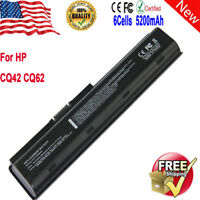 US 6Cells Laptop Battery For HP Pavilion CQ42 593553-001 MU06 MU09 G6 Series G72