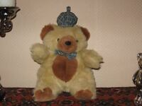 Vintage PMS UK Teddy Bear