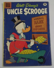Walt Disney's Uncle Scrooge #33 (1st Print) 3.0 GD/VG