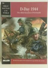 Squadron Signal publications D-day 1944, the allied invasion of Normandy.