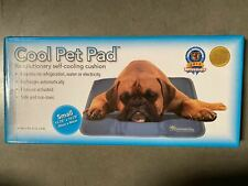 Pet Dog Cool Pad Gel Mat for Dogs Self Cooling Gel Pads Bed Cushion small size