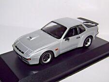 MAXICHAMPS PORSCHE 924 GT 1981 SILVER 1/43