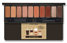 [Etude House] Play color eyes palette _ Café in Holic (10 colors)_0.8g x 10