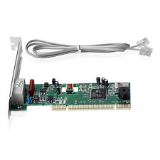 56K v.92 PCI Internal Modem Card Dial Up Data/Fax/Voice PCI FAX Modem adapter