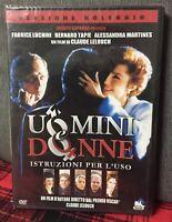 Uomini e Donne Istruzioni Per L'uso DVD Rent Nuovo Claude Lelouch Martines N