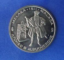 PORTUGAL 200 Escudos Gedenkmünzen 1995 KM#681 AFONSO ALBUQUERQUE - MALACA
