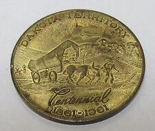 1961 Dakota Territory Centennial Trade Token